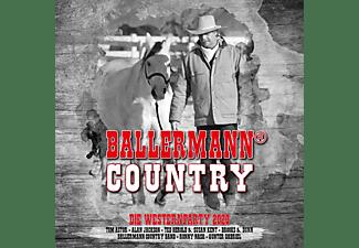 VARIOUS - BALLERMANN COUNTRY - DIE WESTERNPARTY 2020  - (CD)