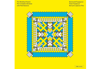 The Wedding Present - The Complete Ukrainian Peel Sessions (Remastered)  - (LP + DVD Video)
