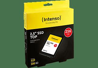 INTENSO 3812440 Top III, 256 GB, SSD, 2,5 Zoll, intern