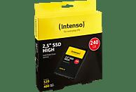 INTENSO 3813440, 240 GB SSD, 2.5 Zoll, intern