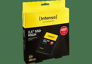 INTENSO 3813450, 480 GB, SSD, 2,5 Zoll, intern