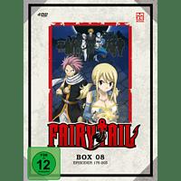 Fairy Tail – 7. Staffel – DVD Box 8 DVD