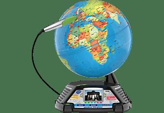 VTECH Interaktiver Videoglobus Videoglobus, Mehrfarbig