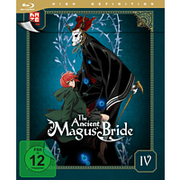 The Ancient Magus' Bride – Vol. 4 - Ep. 19-24 Blu-ray