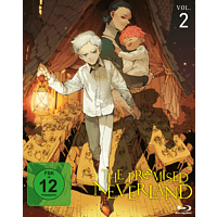 The Promised Neverland - Ep. 07-12 Blu-ray