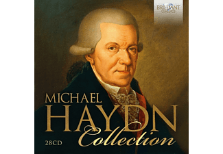 VARIOUS - Michael Haydn Collection  - (CD)