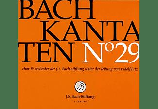 Chor & Orchester Der J.S. Bach-Stiftung - Kantaten 29  - (CD)
