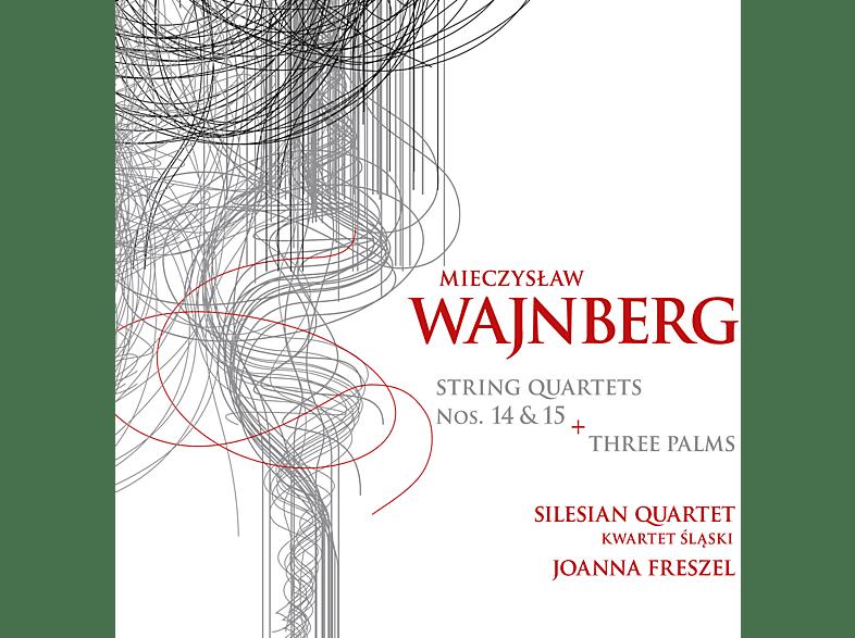 Joanna/silesian Quartet Freszel - String Quartets 14-15,Three Palms [CD]