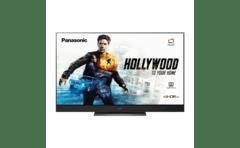 TV OLED 65 - Panasonic TX-65GZ2000E, UHD 4K, HDR10+, Smart TV, HCX Pro Intelligent, Dolby Atmos, B, Negro
