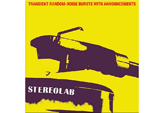 Stereolab - Transient Random-Noise Bursts With Annoucements Vinyle