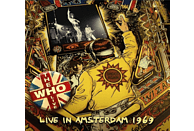 The Who - LIVE IN AMSTERDAM 1969 [CD]