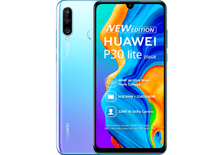 "HUAWEI P30 lite New Edition - Smartphone (6.15 "", 256 GB, Breathing Crystal)"