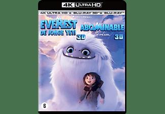 Abominable - 4K Blu-ray
