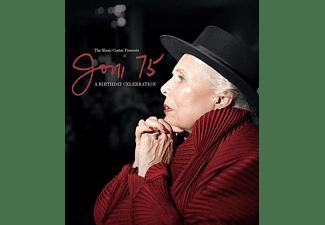VARIOUS - Joni Mitchell 75:A Birthday Celebration  - (DVD)