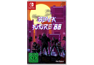 Black Future 88 - [Nintendo Switch]