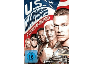 U.S.Championship-A Legacy Of Greatness DVD