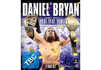 WWE: Daniel Bryan - Just Say Yes! Yes! Yes! Blu-ray