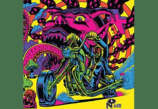 VARIOUS - Warfaring Strangers: Acid Nightmares (Coloured LP)  - (Vinyl)