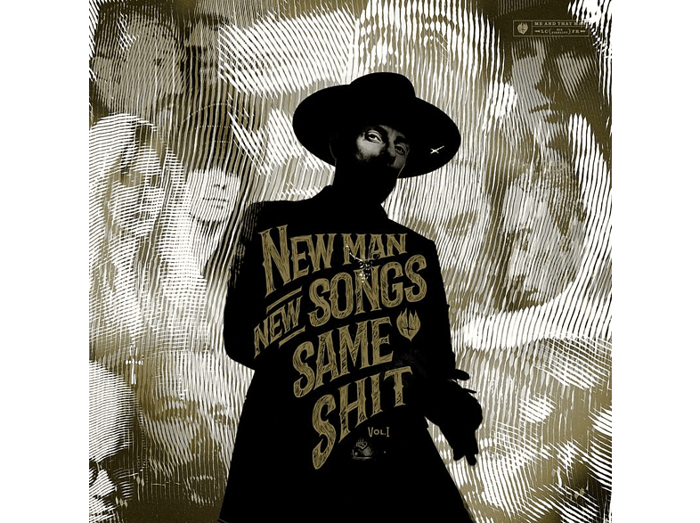Me And That Man - NEW MAN NEW SONGS SAME SHIT VOL.1 CD