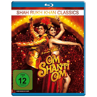 Om Shanti Om (Shah Rukh Khan Classi [Blu-ray]