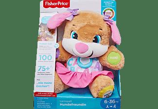 FISHER PRICE Lernspaß Hundefreundin Babyspielzeug Mehrfarbig