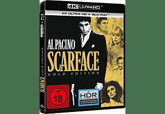Scarface (1983)-Gold Edition (UHD) 4K Ultra HD Blu-ray
