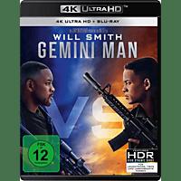 GEMINI MAN [4K Ultra HD Blu-ray + Blu-ray]