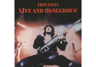 Thin Lizzy - Live And Dangerous Vinyl