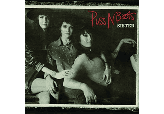 Puss N Boots - SISTER - (CD)