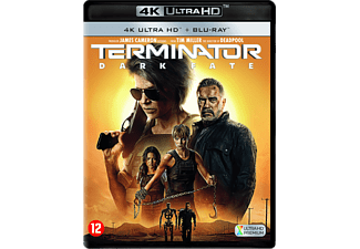 Terminator Dark Fate - 4K Blu-ray
