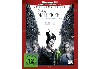 Maleficent: Mächte der Finsternis 3D Blu-ray (+2D)
