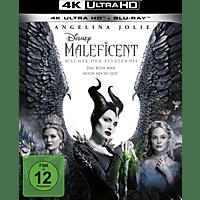Maleficent: Mächte der Finsternis [4K Ultra HD Blu-ray + Blu-ray]