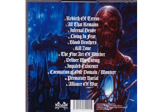 Malevolent Creation - Rebirth-Live  - (CD)