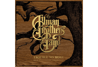The Allman Brothers Band - Trouble No More: 50th Anniversary Collection CD