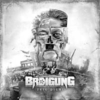 BRDigung - Zeig Dich! (Gtf.Clear/Blue Splatter Vinyl) - [Vinyl]