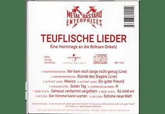 VARIOUS - Teuflische Lieder - Eine Hommage An Die Böhsen Onkel  - (CD)