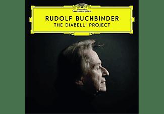 Rudolf Buchbinder - The Diabelli Project  - (CD)