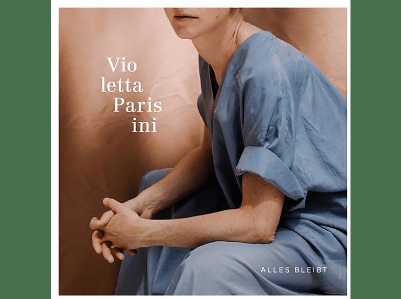 Violetta Parisini - Alles bleibt [CD]