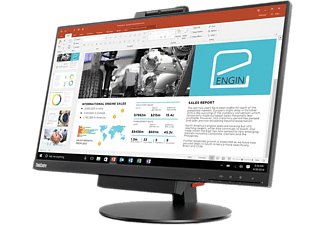 "LENOVO ThinkCentre Tiny-In-One 24 Gen3 - Monitore (23.8 "", Full-HD, Nero)"