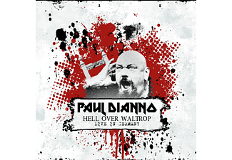 Paul Di'Anno - Hell Over Waltrop - Live In Germany (Digipak) (CD)