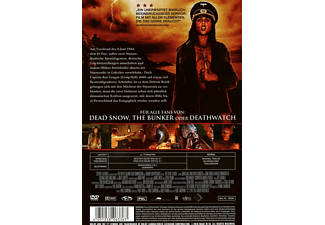 Nazi Bitch - War Is Horror (a.k.a. The Devil's Rock) DVD