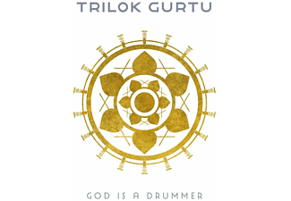Trilok Gurtu - GOD IS A DRUMMER  - (Vinyl)