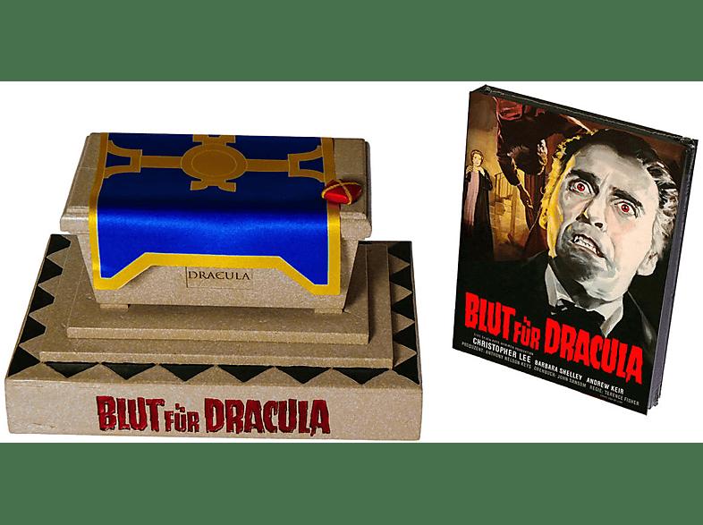 Blut für Dracula - Sarg-Edition - Mediabook - Limitiert auf 666 Stück - Sammler-Edition [Blu-ray]