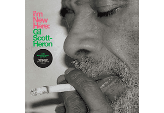 Gil Scott-Heron - I'M NEW HERE CD