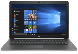 HP Notebook 17-ca1907ng, R3-3200U, 8GB RAM, 512GB SSD, Natural Silver (9MC17EA)