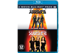 Charlie's Angels + Charlie's Angels: Full Throttle - Blu-ray