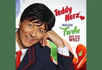 Teddy Herz - Welche Farbe Hat Die Welt  - (CD)