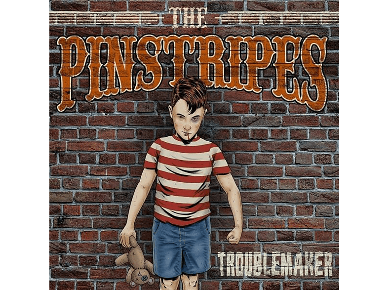 The Pinstripes - Troublemaker [CD]