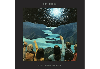 Boy Omega - Full Moon Mantra  - (CD)