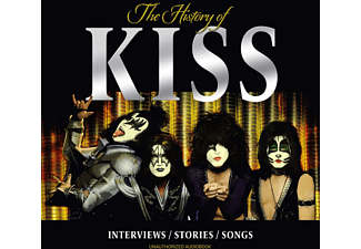Kiss - The History Of  - (CD)